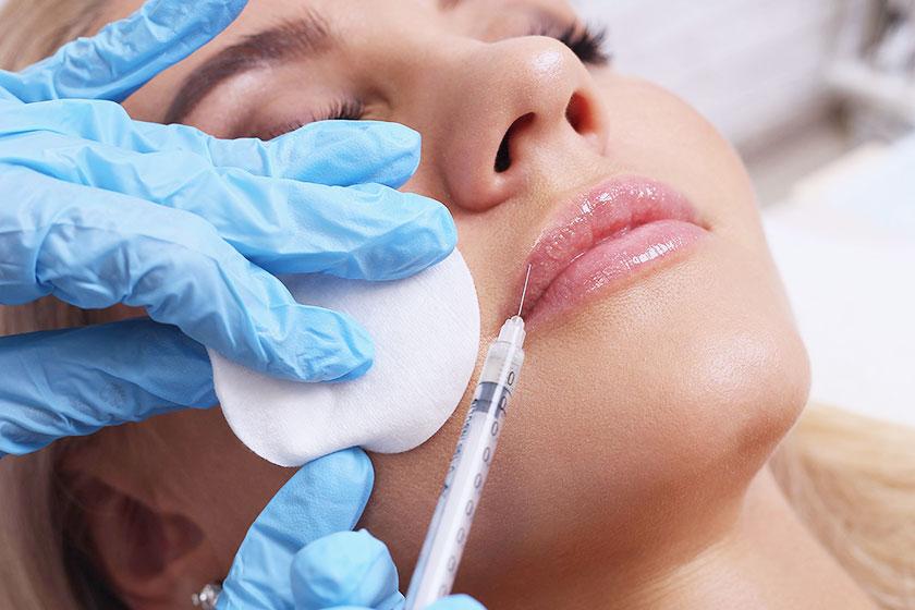 Anche dal dentista si combattono le rughe.