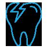 Ripristinare l'integrità degli elementi dentari.