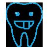 Patologie inerenti al cavo orale dei bambini.