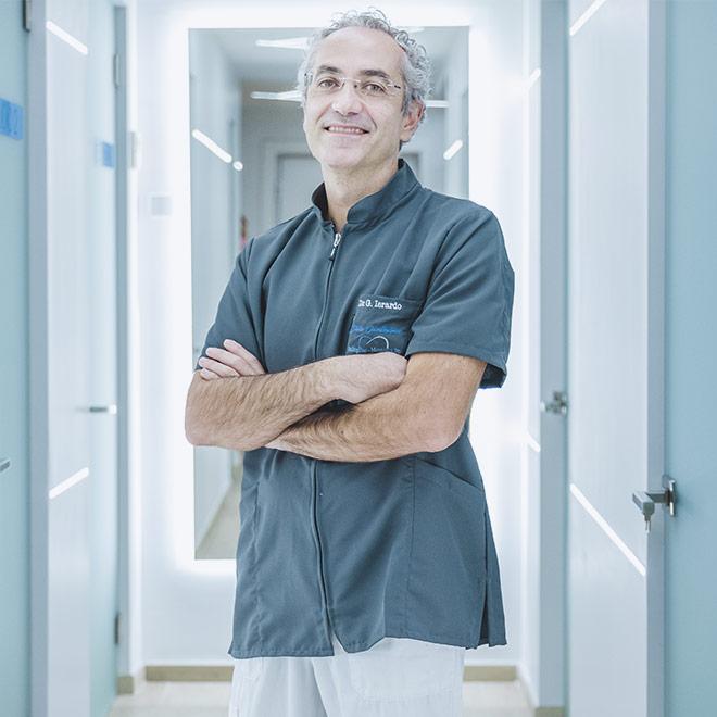 Il Prof. Gaetano Ierardo: odontoiatria, protesi dentaria e ortodonzia.